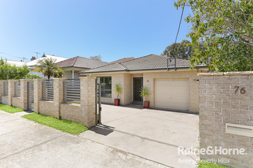 Recently Sold 76 Preddys Road, BEXLEY NORTH, 2207, New South Wales