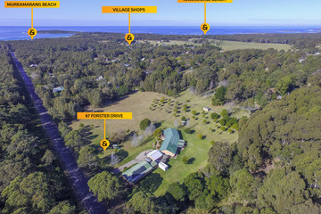 Recently Sold 87 Forster Drive, BAWLEY POINT, 2539, New South Wales