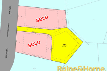 Recently Sold Lot 181 Augusta Avenue, DUBBO, 2830, New South Wales