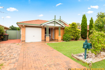 Recently Sold 17 Drysdale Crescent, PLUMPTON, 2761, New South Wales