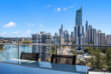 Recently Sold Unit 1303 'Wings' 18 Fern Street, SURFERS PARADISE, 4217, Queensland