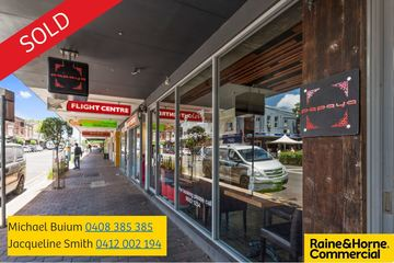 Recently Sold Shop 3/506 Miller Street, Cammeray, 2062, New South Wales