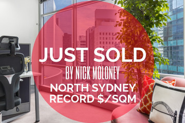 Recently Sold 71 Walker Street, NORTH SYDNEY, 2060, New South Wales