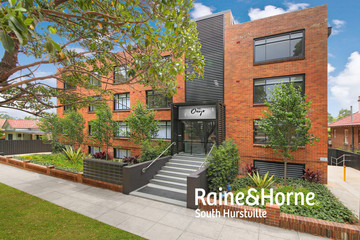 Rented 106/11-13 Osgood Avenue, MARRICKVILLE, 2204, New South Wales