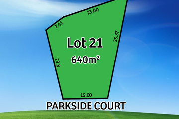 Recently Sold Lot 21 Parkside Court, STRATHALBYN, 5255, South Australia