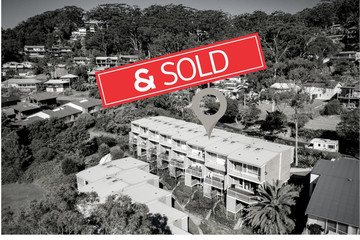 Recently Sold 6/45 Avoca Drive, AVOCA BEACH, 2251, New South Wales