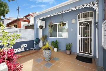 Recently Sold 51 Macauley Street, Leichhardt, 2040, New South Wales