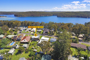 Recently Sold 33 Kings Point Drive, KINGS POINT, 2539, New South Wales