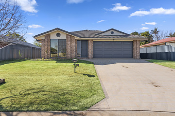 Recently Sold 10 Village Court, GLENVALE, 4350, Queensland