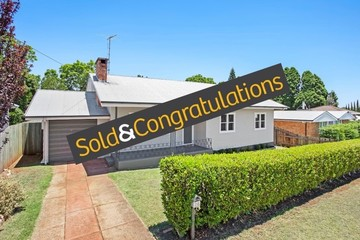 Recently Sold 26 Drummond Street, RANGEVILLE, 4350, Queensland