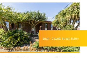 Recently Sold 2 SCOTT STREET, EATON, 6232, Western Australia