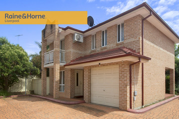 Recently Sold 6/17-19 Mayberry Crescent, LIVERPOOL, 2170, New South Wales