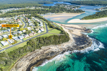 Recently Sold 45 Seaside Parade, DOLPHIN POINT, 2539, New South Wales