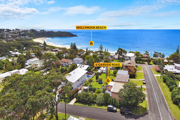 Recently Sold 6 Garside Road, MOLLYMOOK BEACH, 2539, New South Wales