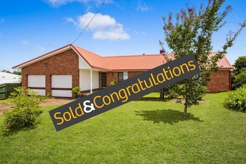 Recently Sold 8 Diane Court, CENTENARY HEIGHTS, 4350, Queensland