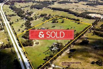 Recently Sold Lts 100-102 93 Wilson Drive, Marulan, 2579, New South Wales