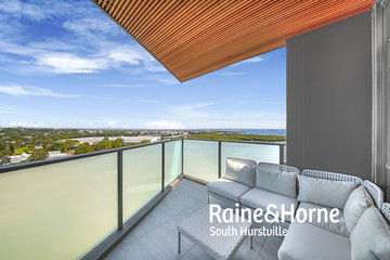 Rented 1002/3 Foreshore Boulevarde, WOOLOOWARE, 2230, New South Wales