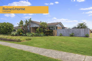 Recently Sold 21 Magree Crescent, CHIPPING NORTON, 2170, New South Wales