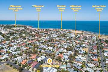 Recently Sold 14 Anzac Crescent, WILLIAMSTOWN, 3016, Victoria