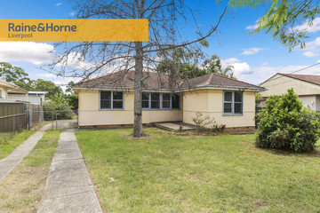 Recently Sold 5 Wendouree Street, BUSBY, 2168, New South Wales