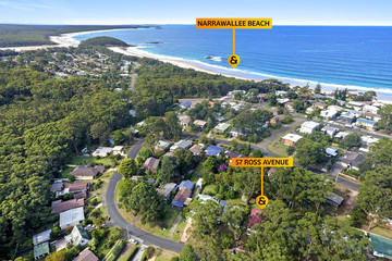 Recently Sold 57 Ross Avenue, NARRAWALLEE, 2539, New South Wales