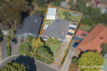 Recently Sold 4 Dargie Court, SUNBURY, 3429, Victoria