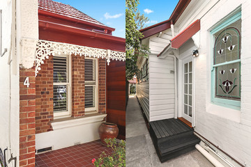 Recently Sold 4 James Street, Leichhardt, 2040, New South Wales