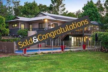 Recently Sold 22 Murphys Creek Road, BLUE MOUNTAIN HEIGHTS, 4350, Queensland