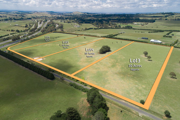 Recently Sold Lot  4 Brooking Road, GISBORNE, 3437, Victoria