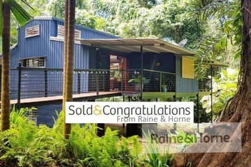 Recently Sold 118 Camelot Close Cape Tribulation, DAINTREE, 4873, Queensland