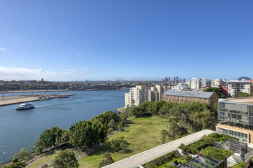Rented Level 6 / 2 Distillery Drive, PYRMONT, 2009, New South Wales