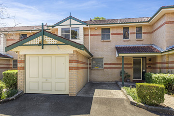 Recently Sold 29/1 Bennett Avenue, STRATHFIELD SOUTH, 2136, New South Wales