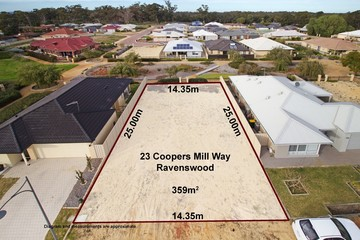 Recently Sold 23 Coopers Mill Way, RAVENSWOOD, 6208, Western Australia