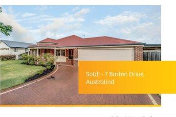 Recently Sold 7 Barton Drive, AUSTRALIND, 6233, Western Australia