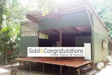 Recently Sold 35 Silver Ash Road, DAINTREE, 4873, Queensland