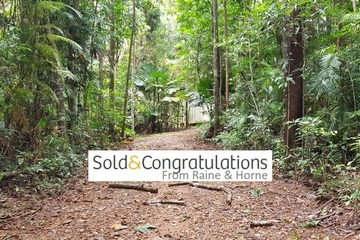 Recently Sold Lot 8 Buchanan Creek Road, DAINTREE, 4873, Queensland