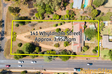 Recently Sold 141 Whylandra Street, DUBBO, 2830, New South Wales