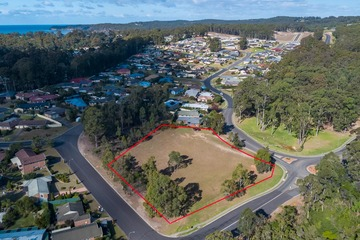 Recently Sold Lot 299, Lot 300, Lot 305 Cunningham Crescent, SUNSHINE BAY, 2536, New South Wales