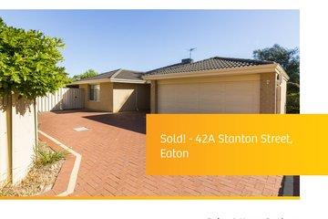 Recently Sold 42A Stanton Street, EATON, 6232, Western Australia