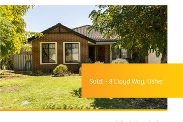 Recently Sold 8 LLOYD WAY, USHER, 6230, Western Australia