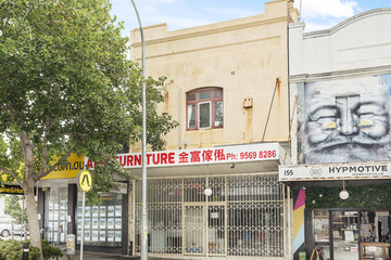 Recently Sold 157 Marrickville Road, MARRICKVILLE, 2204, New South Wales