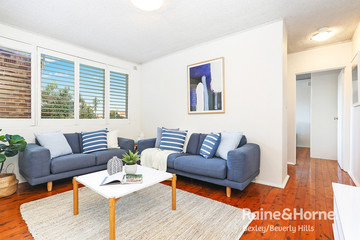 Recently Sold 4/10 Henson Street, MARRICKVILLE, 2204, New South Wales