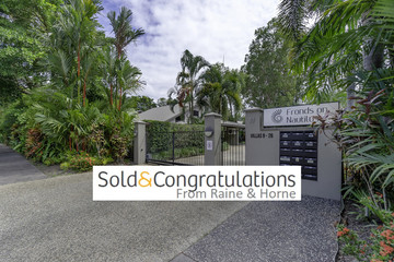 Recently Sold 22/33 NAUTILUS STREET (Fronds), PORT DOUGLAS, 4877, Queensland