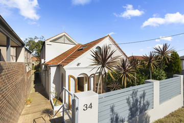 Recently Sold 34 Narelle Street, NORTH BONDI, 2026, New South Wales