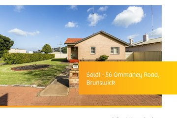 Recently Sold 56 Ommaney Road, BRUNSWICK, 6224, Western Australia