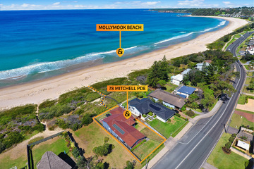 Recently Listed 78 Mitchell Parade, Mollymook, 2539, New South Wales