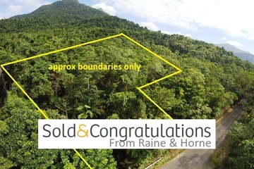 Recently Sold Lot 2 (2066) Cape Tribulation Road, DAINTREE, 4873, Queensland