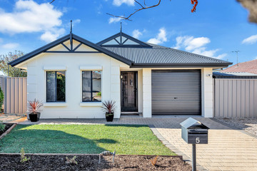 Recently Sold 5 Encounter Road, Sheidow Park, 5158, South Australia