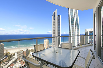 Recently Sold Unit 1333 'Chevron Renaissance' 23 Ferny Avenue, SURFERS PARADISE, 4217, Queensland