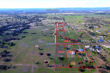 Recently Sold Lot 198 San Simeon Way, WEST PINJARRA, 6208, Western Australia